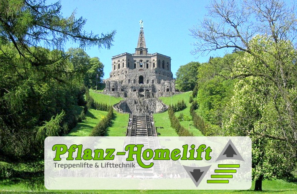Kassel - Treppenlifte & Lifttechnik - Pflanz-Homelift