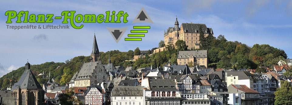 Marburg - Treppenlifte & Lifttechnik - Pflanz-Homelift