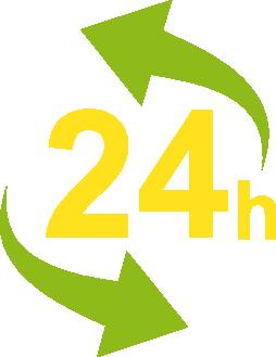 24 Stunden Treppenlift-Einbauservice