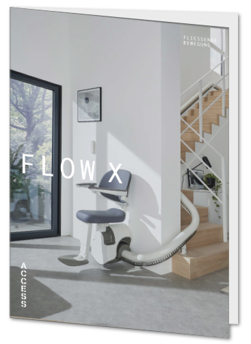 Prospekt Flow X